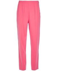 Pantalones de pijama rosa de Emilio Pucci