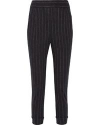 Como Combinar Unos Pantalones De Rayas Verticales 127 Outfits Lookastic Espana