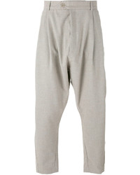 Pantalones en beige de Henrik Vibskov