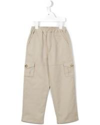Pantalones en beige