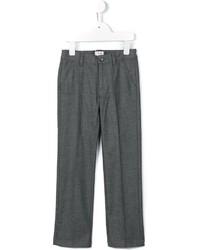 Pantalones en gris oscuro de Il Gufo