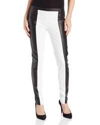 Pantalones en negro y blanco