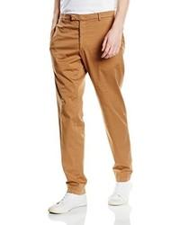 Pantalones en tabaco de Strellson Premium