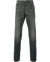 Pantalones Gris Oscuro