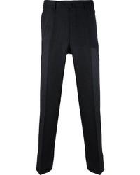 Pantalones Gris Oscuro de Ermenegildo Zegna