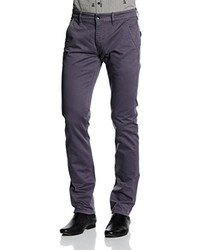 Pantalones Gris Oscuro de GUESS