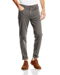 Pantalones Gris Oscuro de New Look