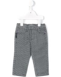 Pantalones Grises de Armani Junior