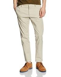 Pantalones grises de DSQUARED2