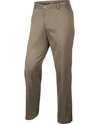 Pantalones marrón claro de Nike