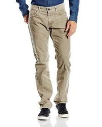 Pantalones marrón claro de Tommy Hilfiger
