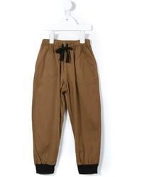 Pantalones marrónes de Caramel
