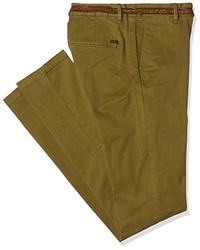 Pantalones Mostaza de Scotch & Soda