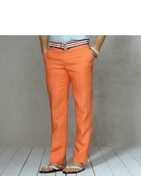 Como Combinar Unos Pantalones Naranjas 193 Outfits Lookastic Espana