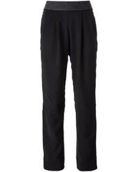 Pantalones negros de adidas by Stella McCartney