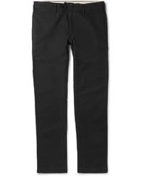 Pantalones negros de Alex Mill