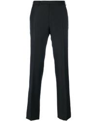 Pantalones Negros de Ermenegildo Zegna