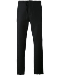 Pantalones negros de Maison Margiela