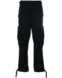 Pantalones Negros de Moschino