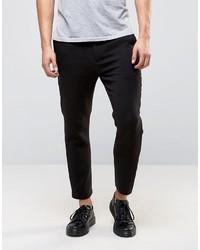 Pantalones negros de Weekday