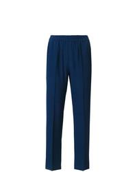 Pantalones pitillo azul marino de Etro