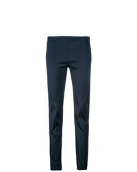 Pantalones pitillo azul marino de P.A.R.O.S.H.