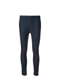 Pantalones pitillo azul marino de Rag & Bone