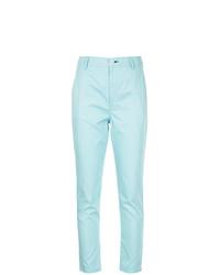 Pantalones pitillo celestes de Loveless