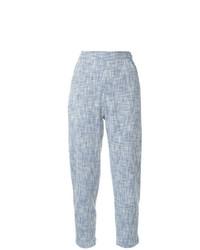 Pantalones pitillo celestes de Rachel Comey