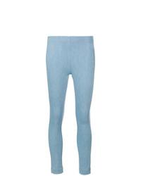 Pantalones pitillo celestes de Rag & Bone