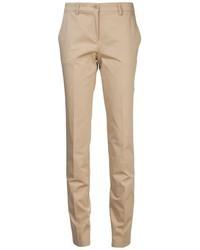 Pantalones pitillo en beige de Etro