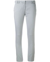 Pantalones pitillo grises de Eleventy