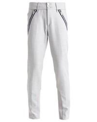 Pantalones pitillo grises de Mos Mosh