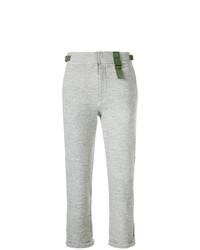 Pantalones pitillo grises de Mr & Mrs Italy