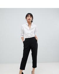Pantalones pitillo negros de Asos Petite