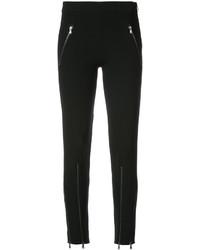 Pantalones pitillo negros de Moschino