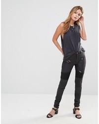 Pantalones pitillo negros de Only