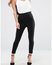 Pantalones pitillo negros de Asos