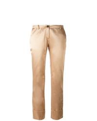 Pantalones pitillo rosados de Romeo Gigli Vintage