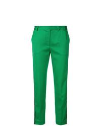Pantalones pitillo verdes de Styland