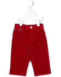 Pantalones rojos de Ralph Lauren