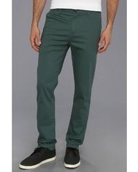 Pantalones Verde Azulado
