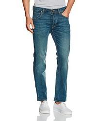 Pantalones Verde Azulado de Lee