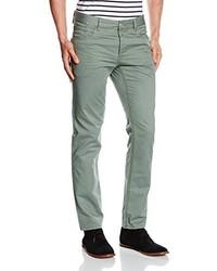 Pantalones Verde Menta de edc by Esprit