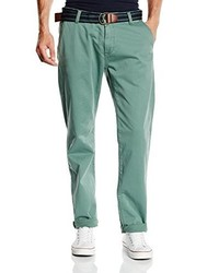 Pantalones Verde Menta de Tom Tailor