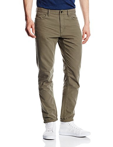 Vans Pantalones Oliva Verde Verde De Pantalones Oliva qxAf8gR6