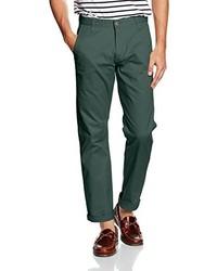 Pantalones Verde Oscuro de Dockers