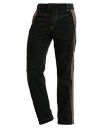 Pantalones Verde Oscuro de Soulland