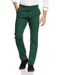 Pantalones Verde Oscuro de Spagnolo