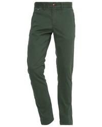 Pantalones Verde Oscuro de Tommy Hilfiger